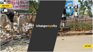 I change my city